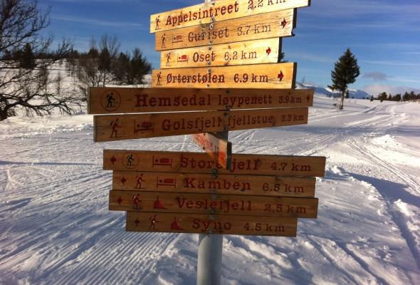 Vinter-weekend på Guriset.