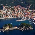 Parga i Hellas kun voksne 2019