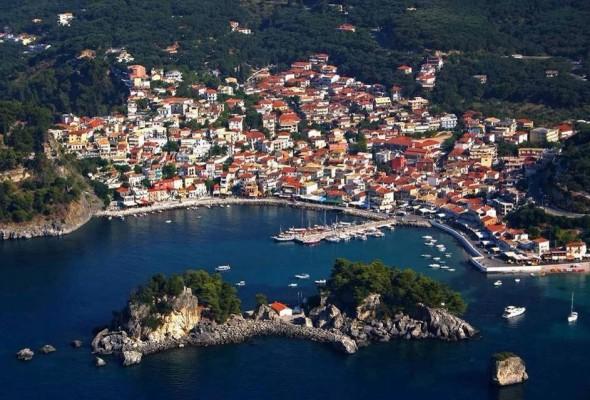 Parga i Hellas kun voksne 2020